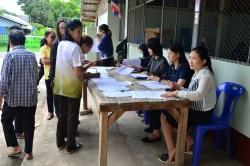 โครงการการจัดกิจกรรมเวทีประชาคม(ท้องถิ่นระดับตำบล)เพื่อจัดทำและทบทวนแผนพัฒนาท้องถิ่น (พ.ศ.2561-2565) องค์การบริหารส่วนตำบลอ่ายนาไลย อำเภอเวียงสา จังหวัดน่าน