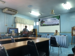โครงการ หมอหมู่บ้านการเเพทย์เเผนไทย บ้านนาผา หมู่ 1