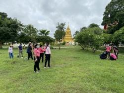 """25 พฤษภาคม 2564  กิจกรรมปลูกต้นไม้ ภายใต้ ชื่อ """"รวมใจไทย ปลูกต้นไม้ เพื่อแผ่นดิน""""(4)"""