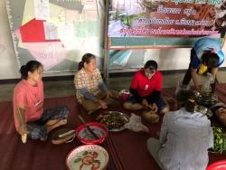 โครงการหมอพื้นบ้านดูแลสุขภาพด้วยการแพทย์แผนไทย วันที่15/06/2563